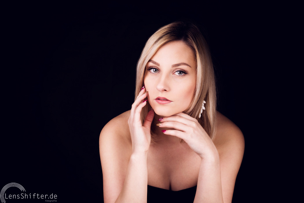 Beauty - Shooting mit Cindy